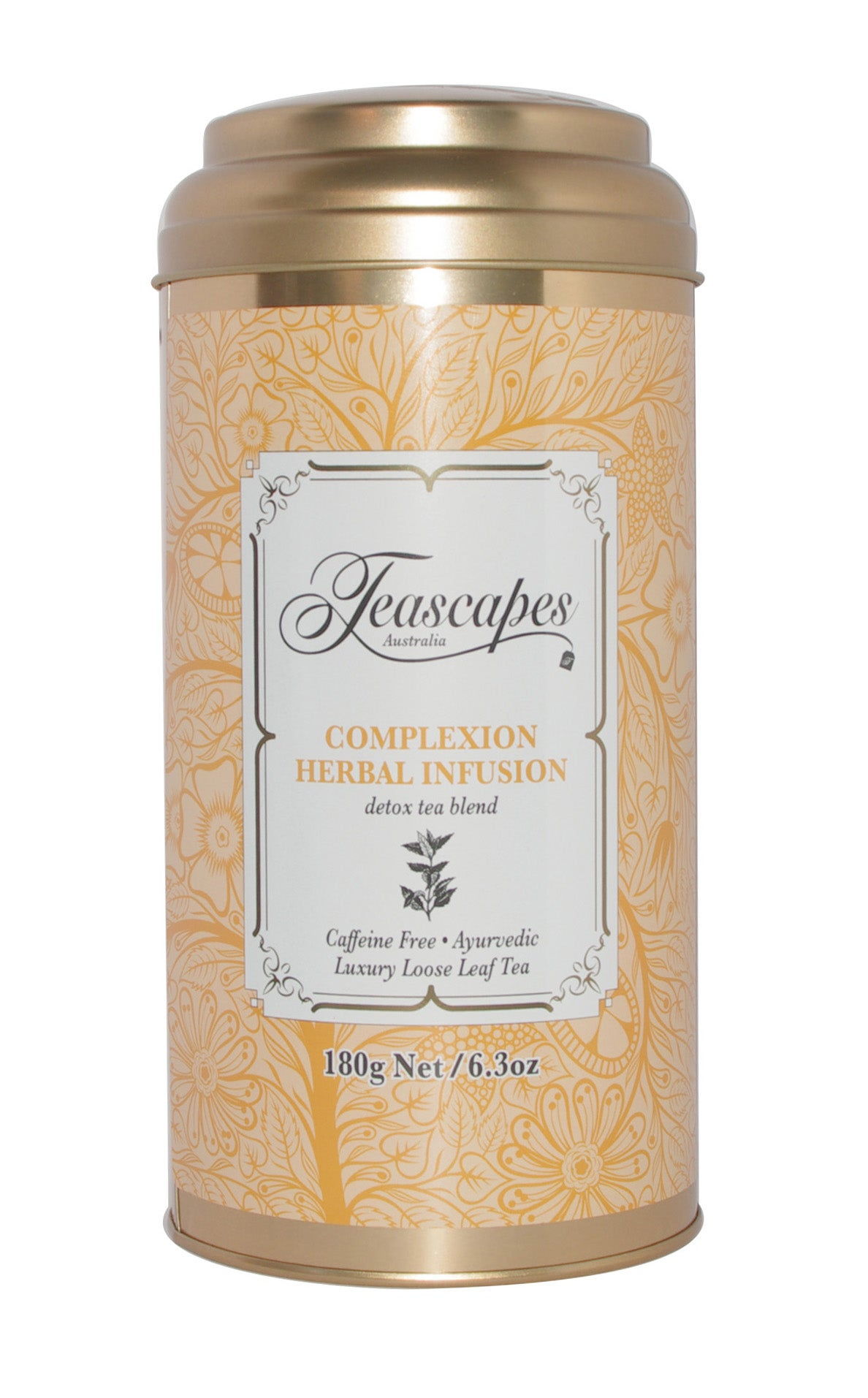 Image of Complexion Herbal Infusion, Luxury Loose Leaf