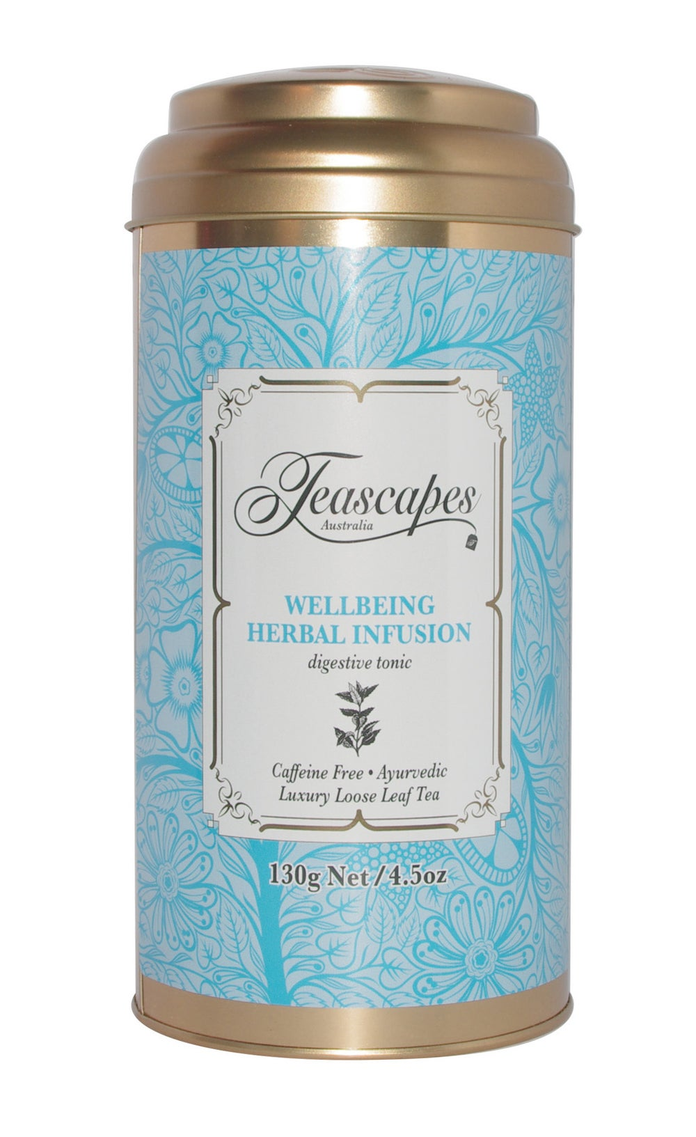 Image of Wellbeing Herbal Infusion, Luxury Loose Leaf