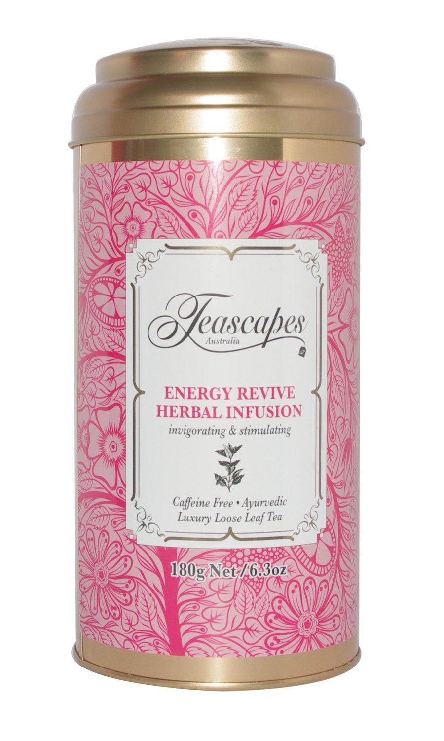 Image of Energy Revive Herbal Infusion, Luxury Loose Leaf