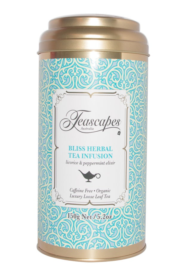 Image of Bliss Herbal Tea Infusion, Luxury Loose Leaf
