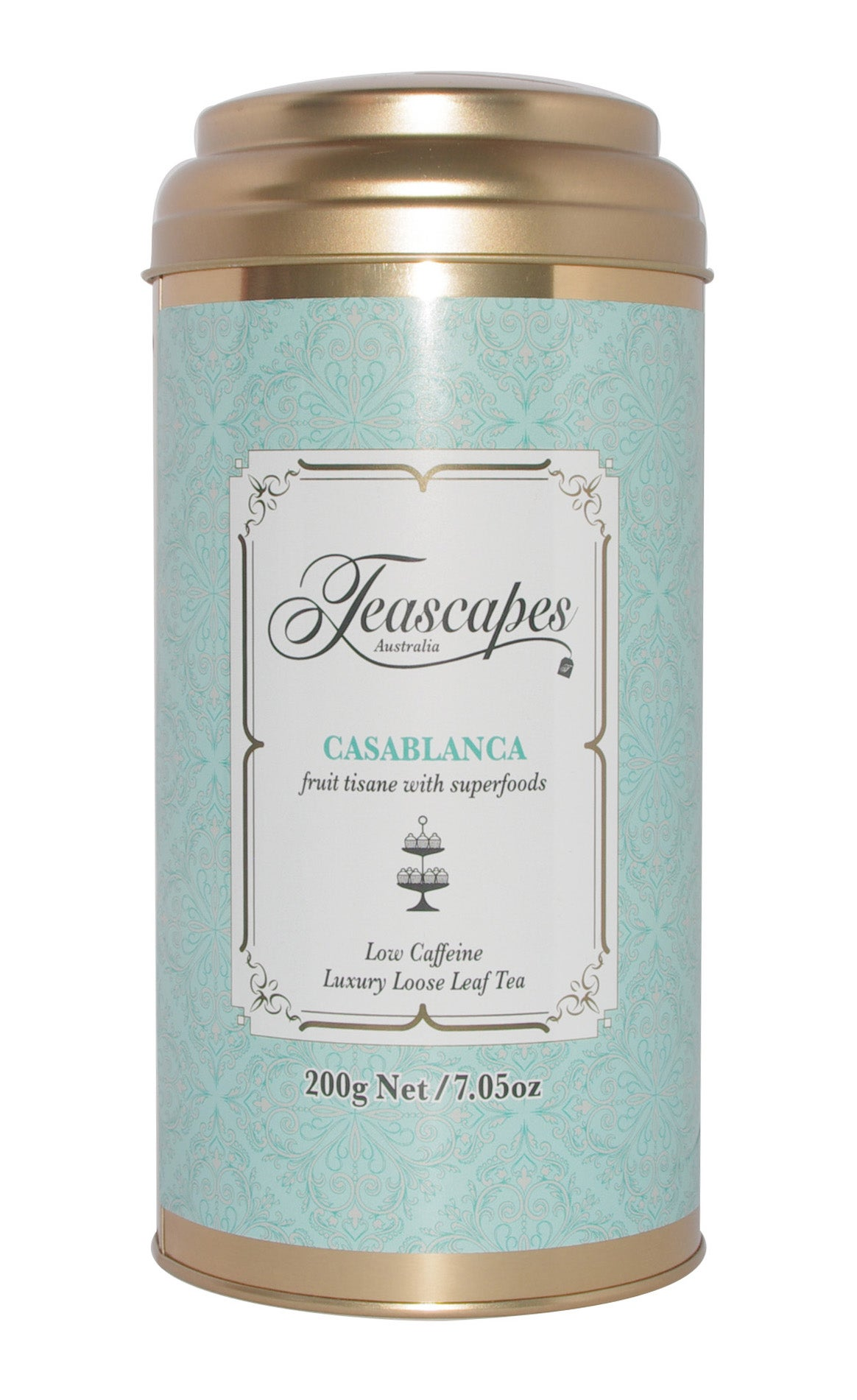 Image of Casablanca, Luxury Loose Leaf