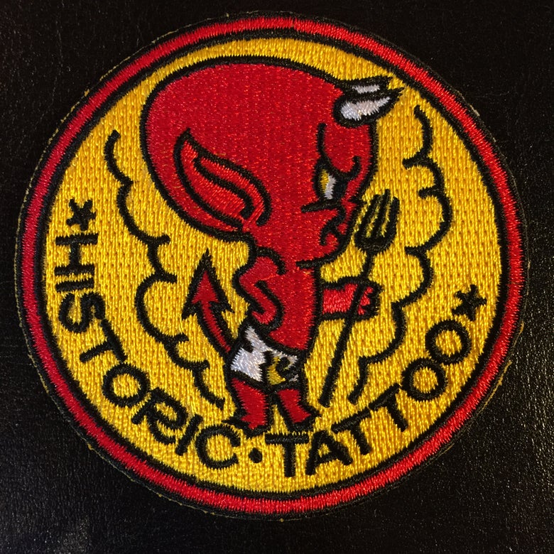 Image of Hot Stuff Patch