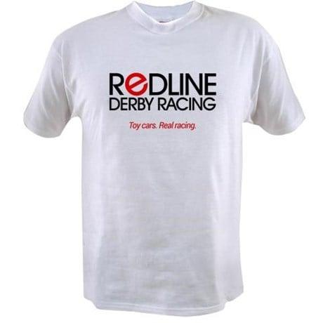 Image of Redline Derby Logo T-Shirt