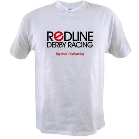 Image of Redline Derby Logo T-Shirt