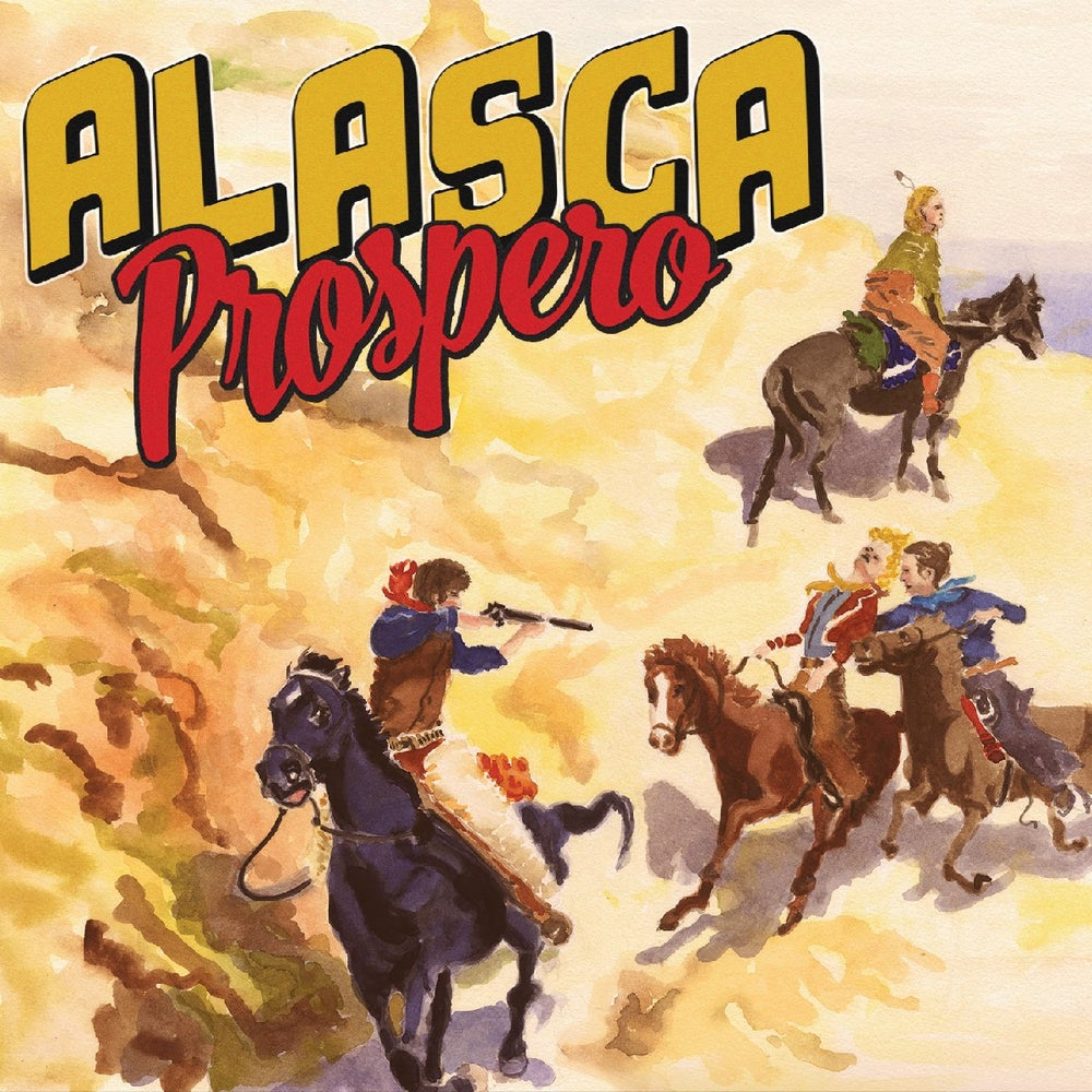 Image of PROSPERO | CD