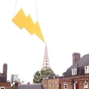 Image of Piney Gir Lightning Bolt Necklace