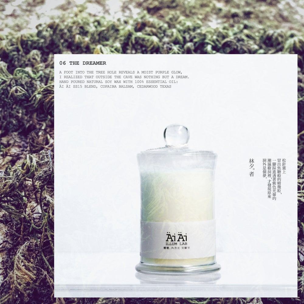 Image of No.6 林夕。者 The Dreamer- Scent from an actual dream