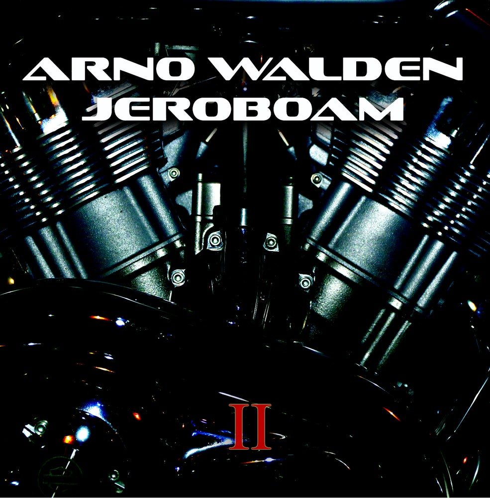 Image of Arno Walden-Jeroboam II (Cd)