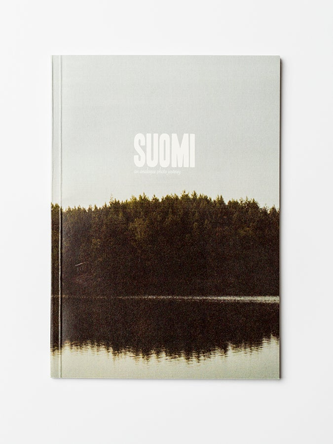 Image of SUOMI   book, softcover