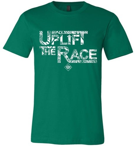 Image of Uplift The Race Tee (Unisex)