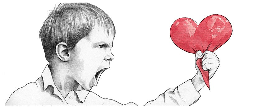 Image of Boys Only Want Love If It's Torture - Limited Edition Print