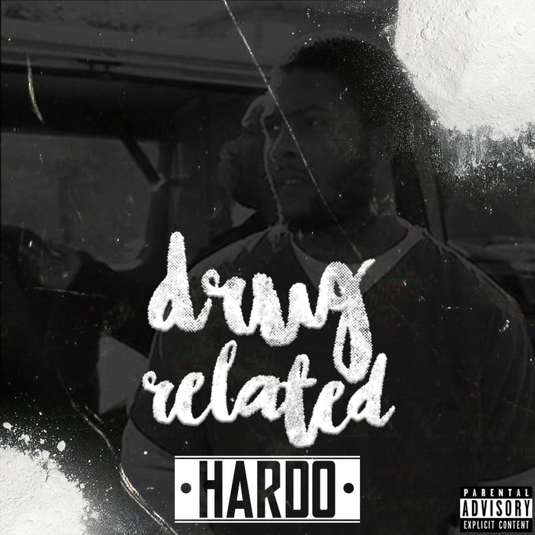 Image of Drug Related EP (Hard Copies)