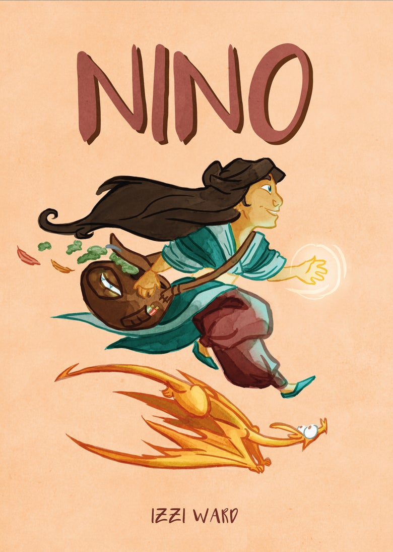 Image of Nino Comic