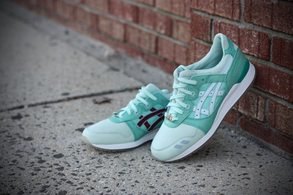 "Image of ASICS GEL LYTE X HAL ""SILVER SCREEN"""