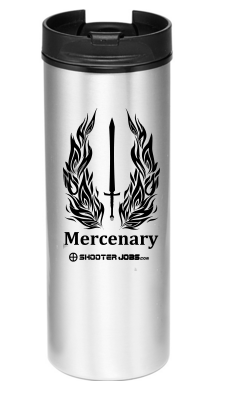 Image of Mercenary Travel Mug