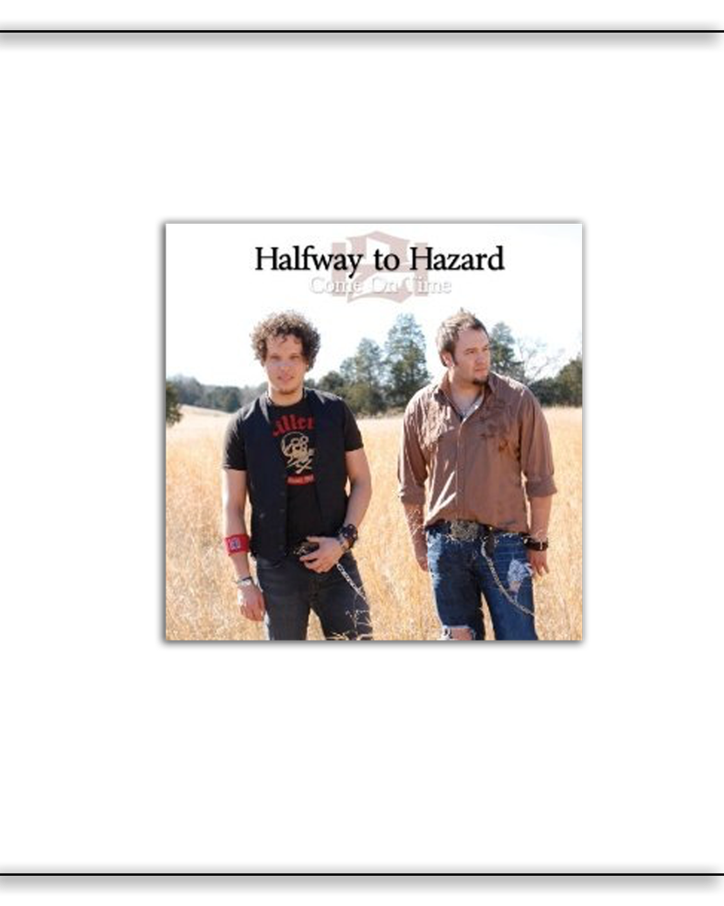 "Image of Halfway To Hazard ""COME ON TIME"" Album"
