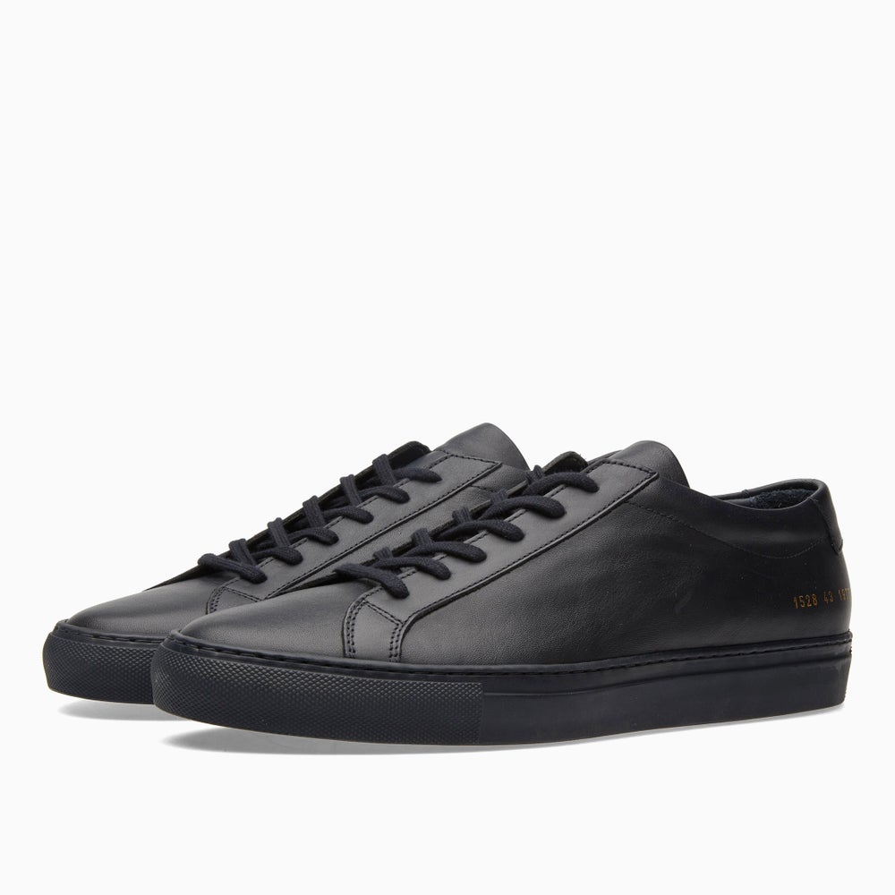 Image of Common Projects Achilles Low - DEEP NAVY
