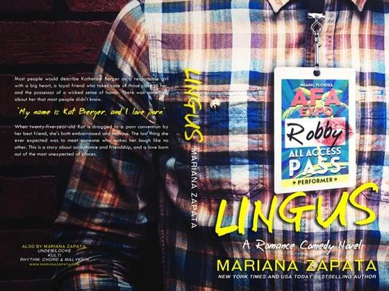 "Image of Signed Paperback ""Lingus"""