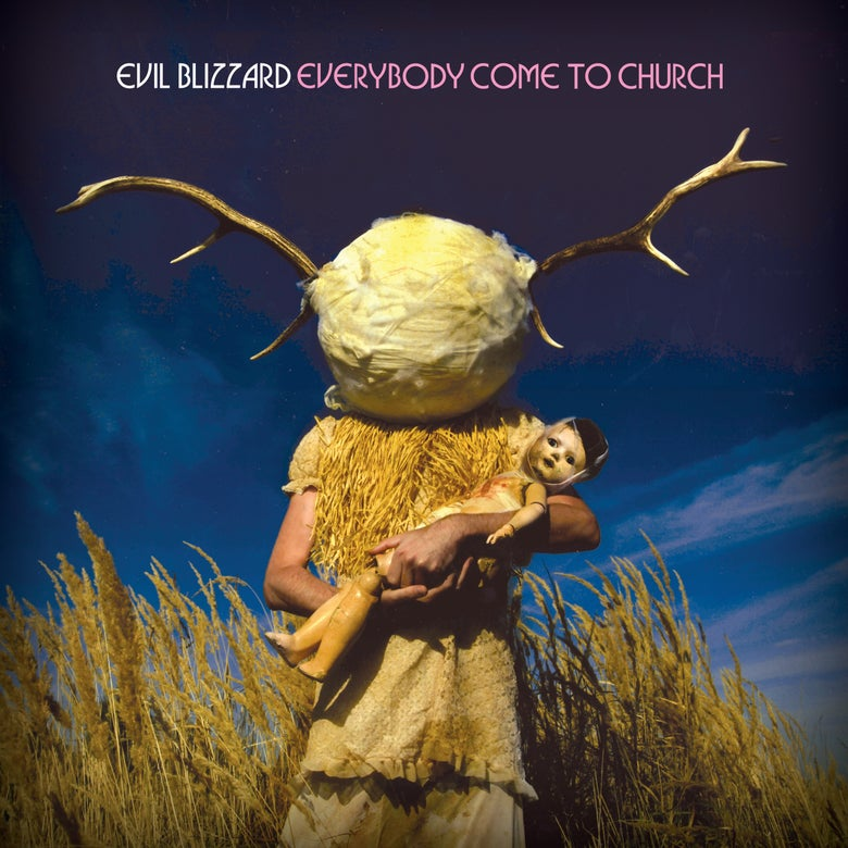 Image of Everybody Come To Church CD