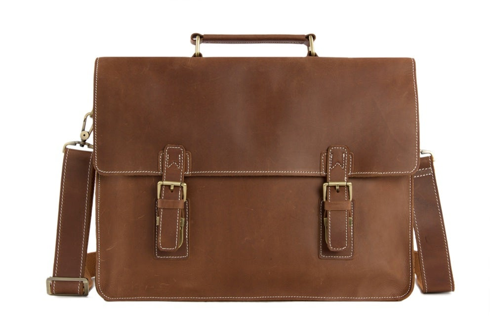 MoshiLeatherBag - Handmade Leather Bag Manufacturer — Vintage Brown ... 9235f5830fc92