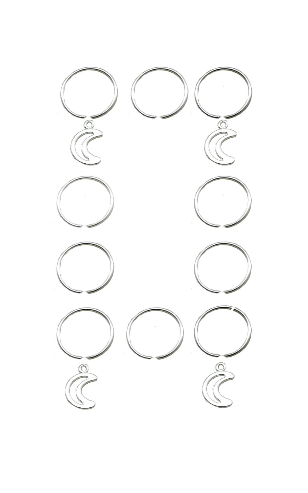 Image of Luna Hair Rings