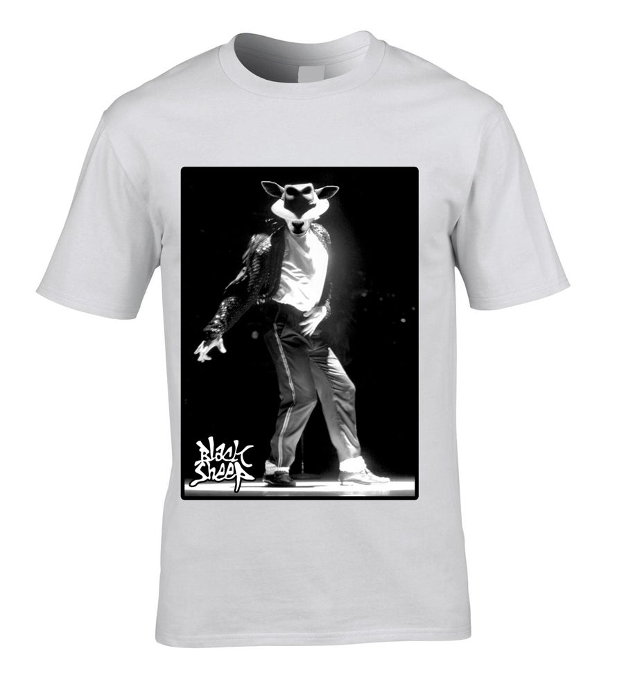 Image of MJ x BLACK SHEEP T-SHIRT