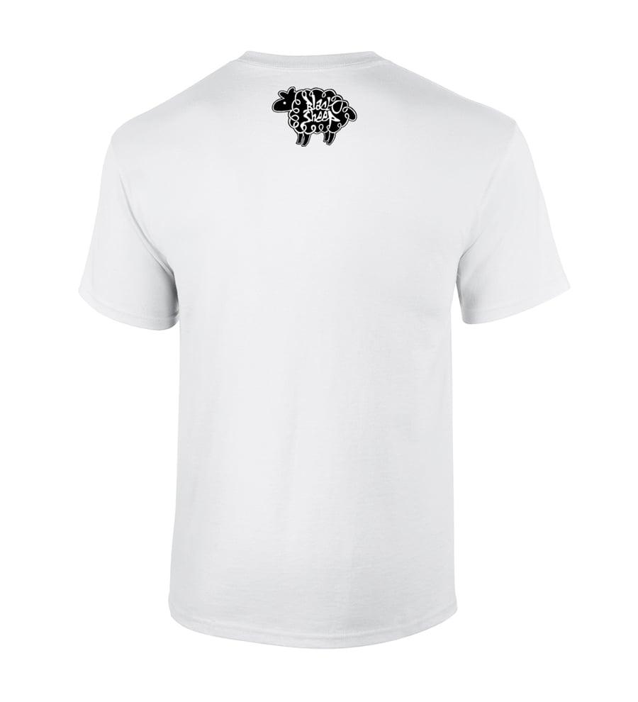Image of JORDAN x BLACK SHEEP T-SHIRT