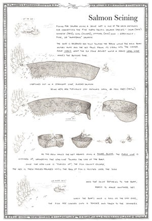 Image of The Seiner Explainer Poster