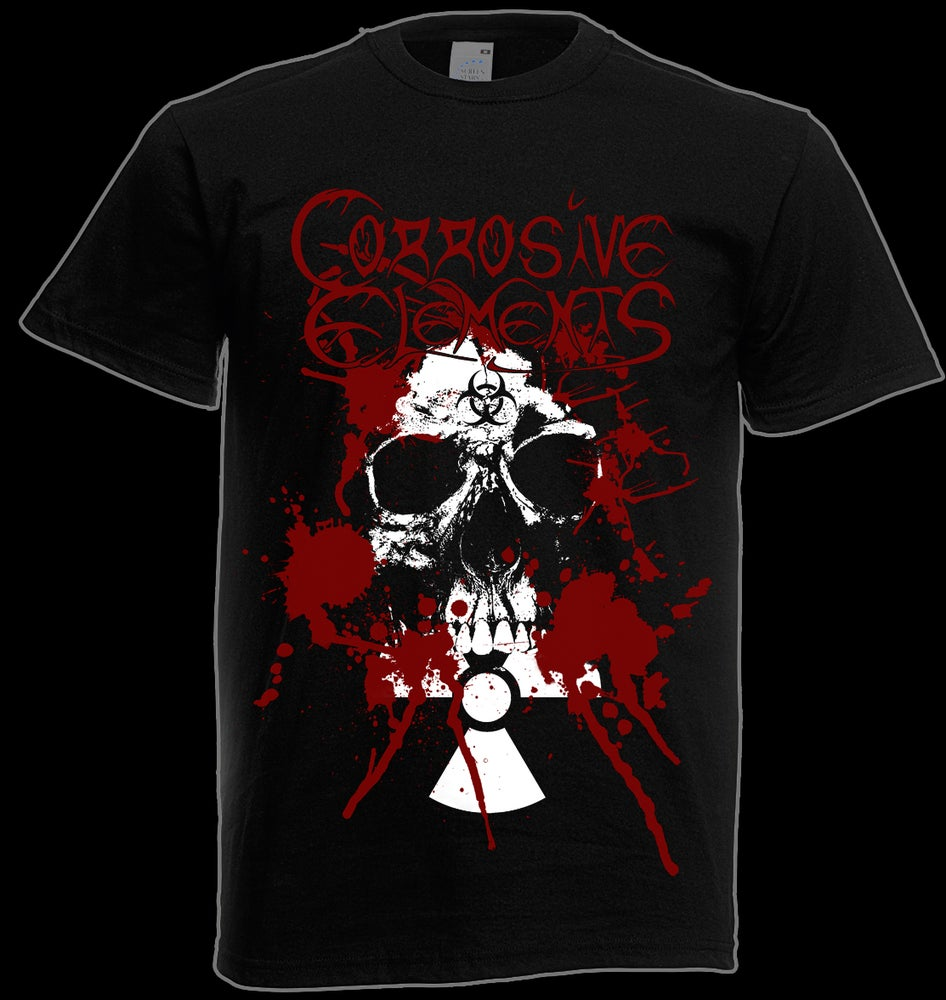 Image of Bloody Skull -t-shirt