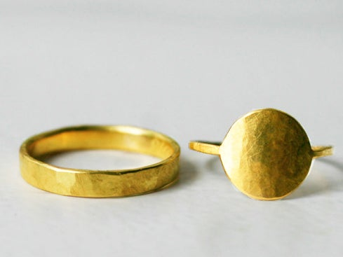 Image of matrimony rings