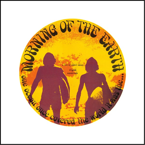 "Image of MORNING OF THE EARTH ""ORIGINAL SOUNDTRACK ALBUM"" CD"