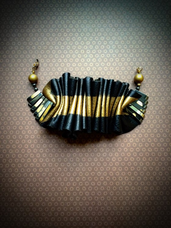 Image of Odile Accordion Bracelet