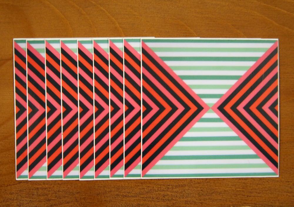 "Image of ""Raglin"" Sticker"