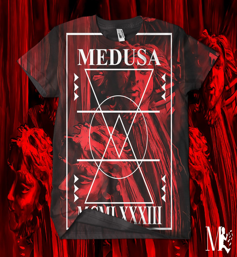 Image of Medusa T Shirt