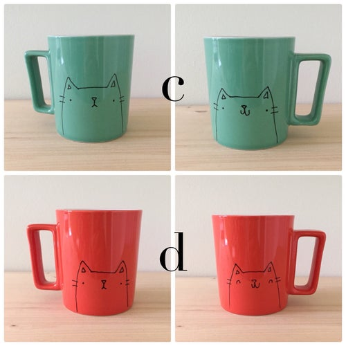 Image of tall mugs -- made to order!
