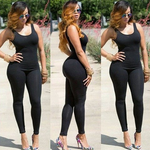 Image of CUTE SHOW BODY JUMPSUIT