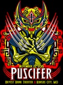 Image of Puscifer Gig Poster Band Edition