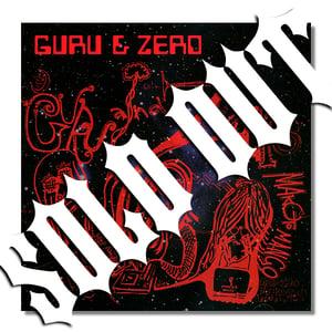Image of GURU & ZERO 'Makoto Mango' CD