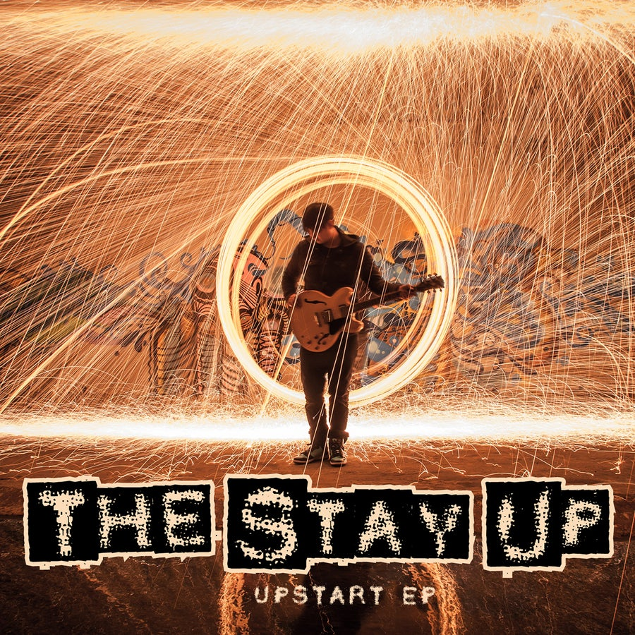 "Image of The Stay Up ""Upstart"" 7-Inch Vinyl"