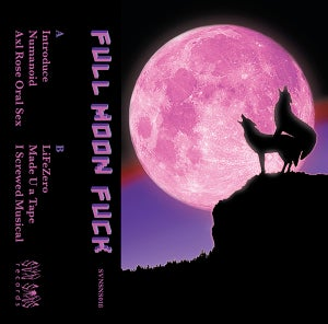Image of FULL MOON FUCK - s/t Tape EP