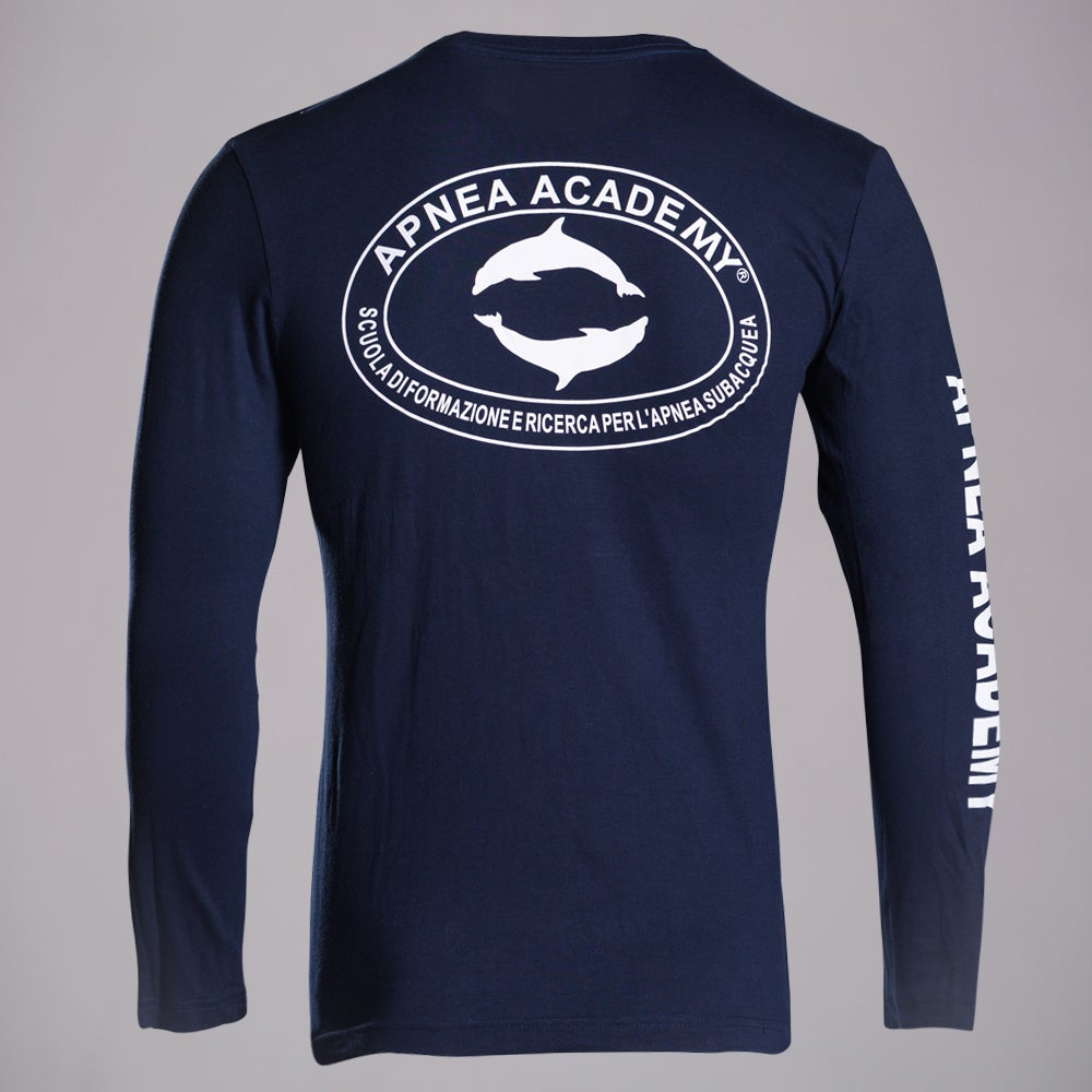 NAVY LONG SLEEVE-T