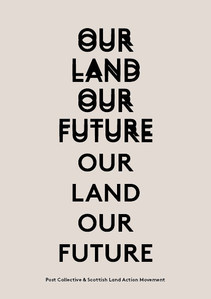 Image of Our Land, Our Future