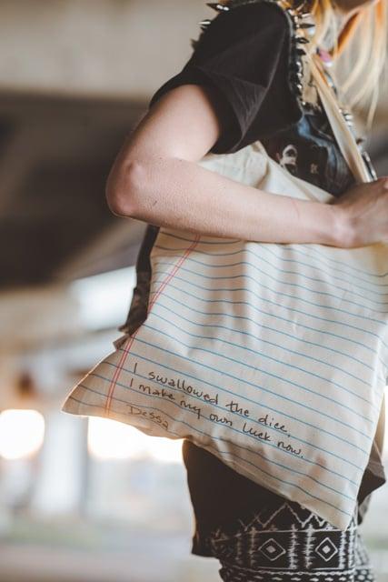 Image of Dessa Tote Bag