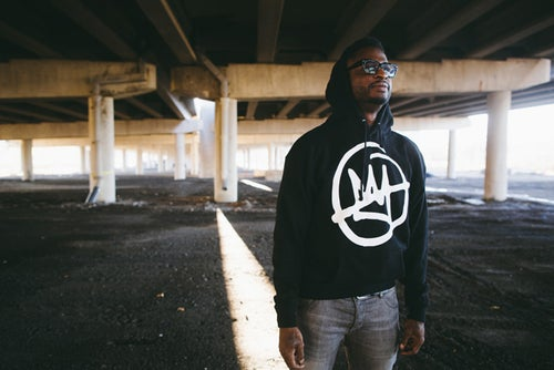 "Image of Doomtree ""No Kings"" Pullover Hoodie"