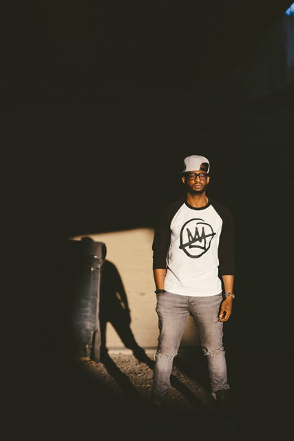 Image of Doomtree No Kings Raglan Shirt