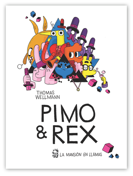 Image of Pimo & Rex, de Thomas Wellmann
