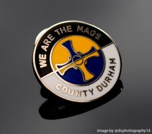 Image of WE ARE THE MAGS - COUNTY DURHAM