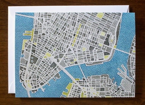 Image of NEW YORK CITY - ASSORTED CARD SET