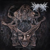 Image of VORAREPHILIA Intrinsic Savagery CD