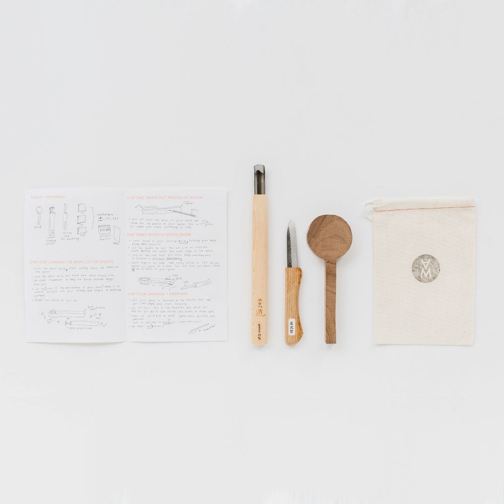 Image of Gift Certificate for Spoon Carving Workshop